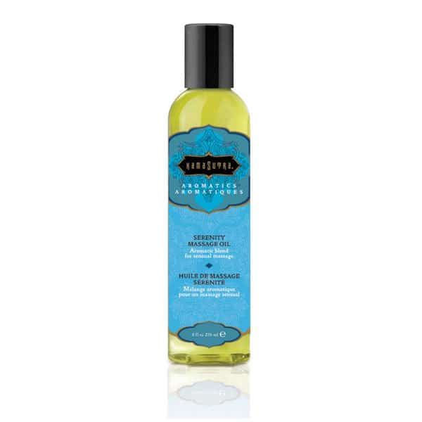 Kama Sutra Aromatic Massage Oil (Serenity)