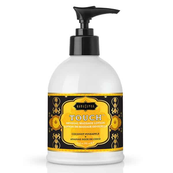 Kama Sutra Massage Body Lotion (Coconut Pineapple)