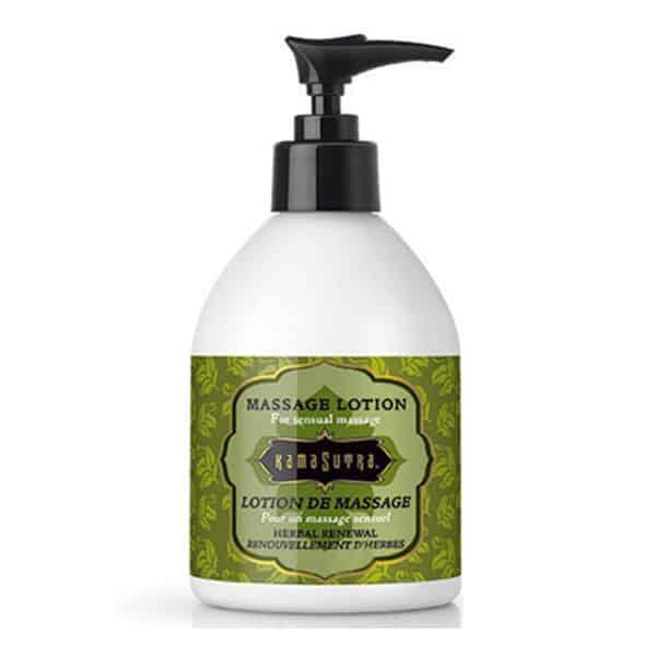 Kama Sutra Massage Body Lotion (Herbal Renewal)