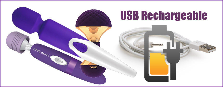 Rechargeable Massagers