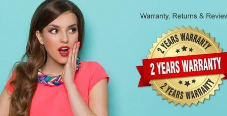 Warranty Returns & Reviews