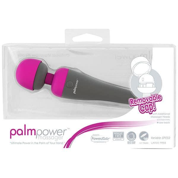 PalmPower Original Plug In Massager Box