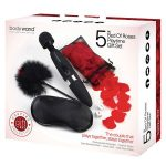 BodyWand Bed of Roses Playtime Gift Set Box