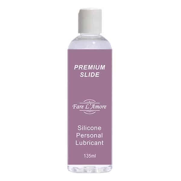 Fare L'Amore Premium Slide Silicone Based Personal Lubricant 135ml
