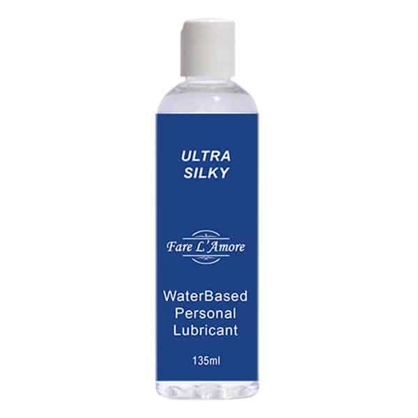 Fare L'Amore Ultra Silky Water Based Personal Lubricant 135ml