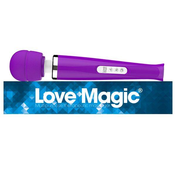Love Magic Plus | Massage Wands | Rechargeable Massagers