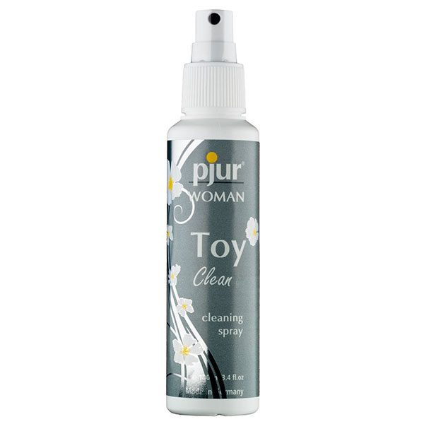 Pjur Woman Toy Clean Spray (100mL)   Toy Cleaners