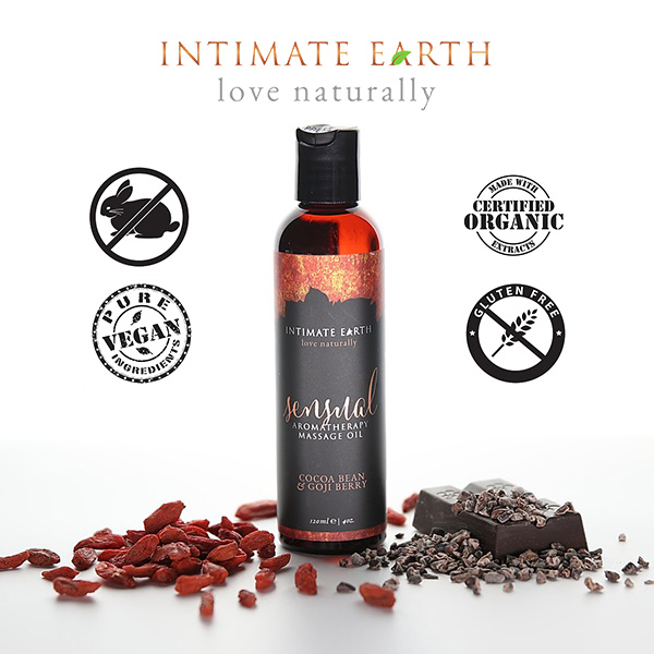 Intimate Earth | Sensual | Massage Oils