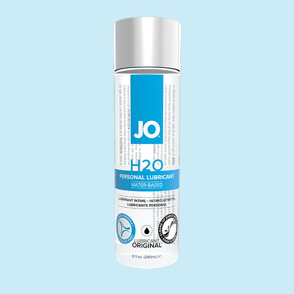 System JO H2O Classic (240mL)   Water Based Lubricant