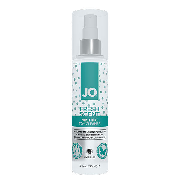 JO Misting Toy Cleaner | Massage Wand Cleaners