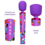 Le Wand Feel My Power Massage Wand Limited Edition 2021
